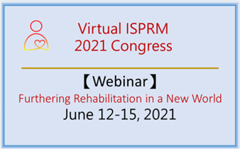 Virtual ISPRM 2021 Congress
